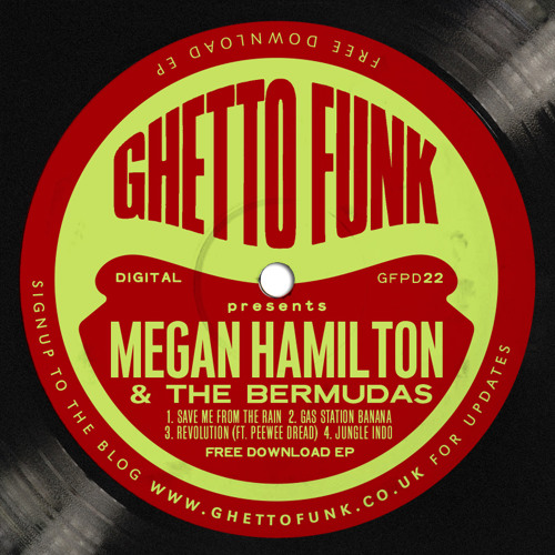 Megan Hamilton & The Bermudas - Save Me From The Rain